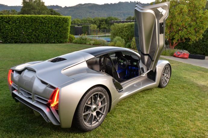 3Dプリンター_スーパーカー