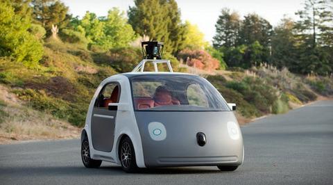 google_自動運転
