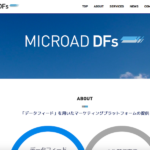 サイバーエージェントグループ『MICROAD DFs』様ウェブサイトを制作致しました