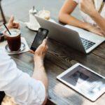 ビジネスで人と会うときは、相手にどのような情報を提供できるか?を考えるべき!